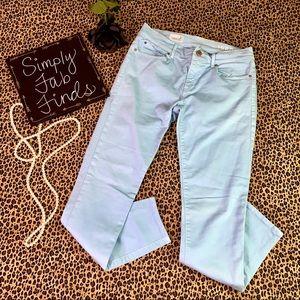 GAP | Baby Blue Skinny Jeans